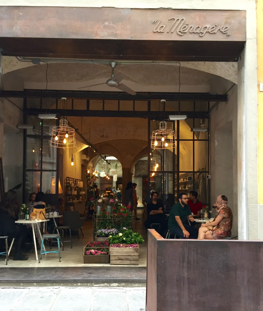 la Menagerie; Florence; Italy; boomer travel