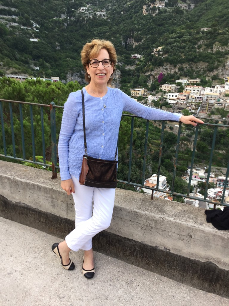 Positano; Italy; Amalfi Coast; boomer travel