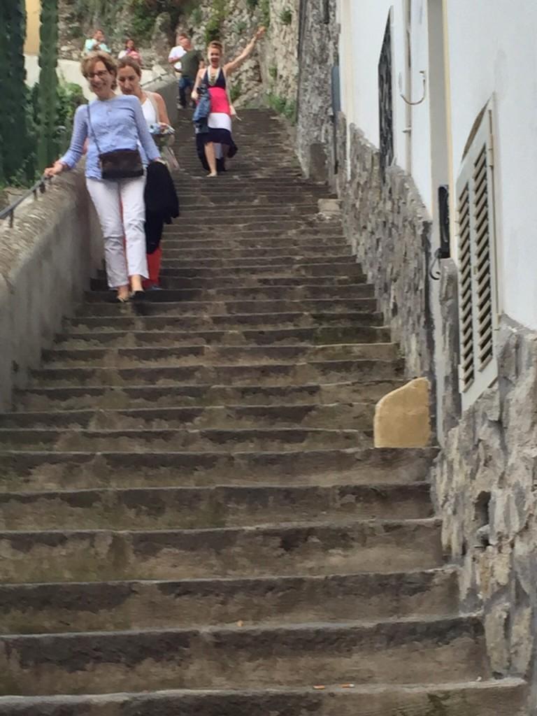 Italy; Positano; Amalfi Coast; boomer travel