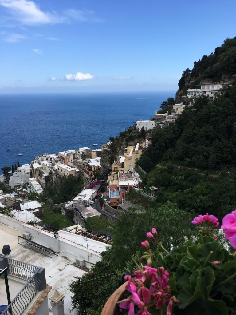 Positano; Casa Orizzonte; Italy; Amalfi Coast