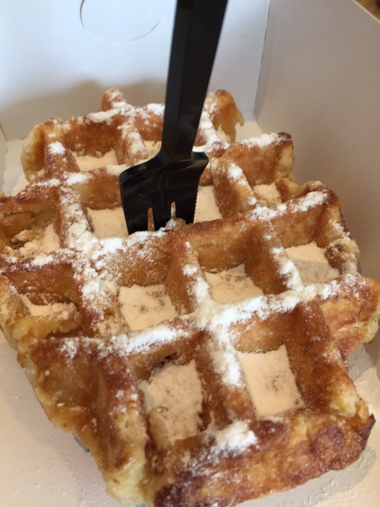 Amsterdam; Belgian waffles; Rhineland Discovery; Viking River Cruises; boomer travel; travel; foodie