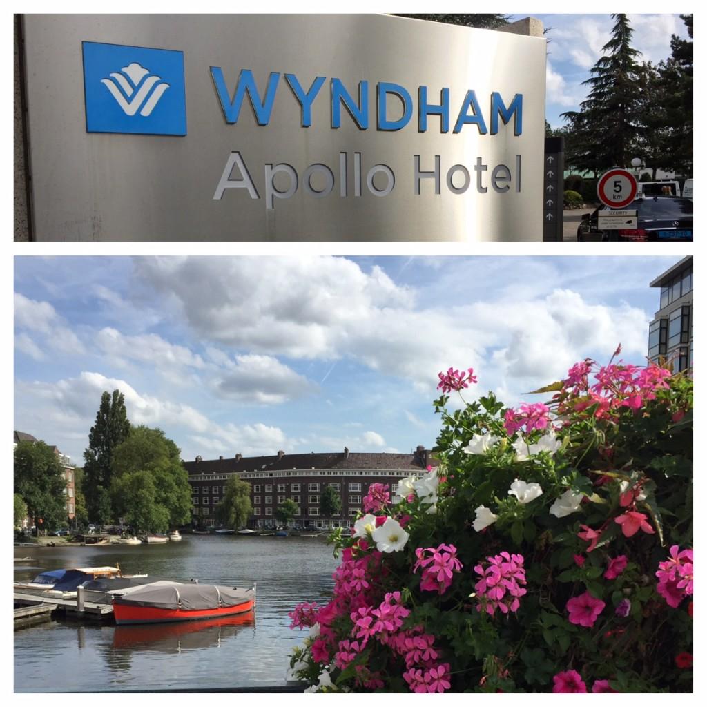 Amsterdam; Wyndham Apollo Amsterdam Hotel; Viking River Cruises; Rhineland Discovery; boomer travel; travel
