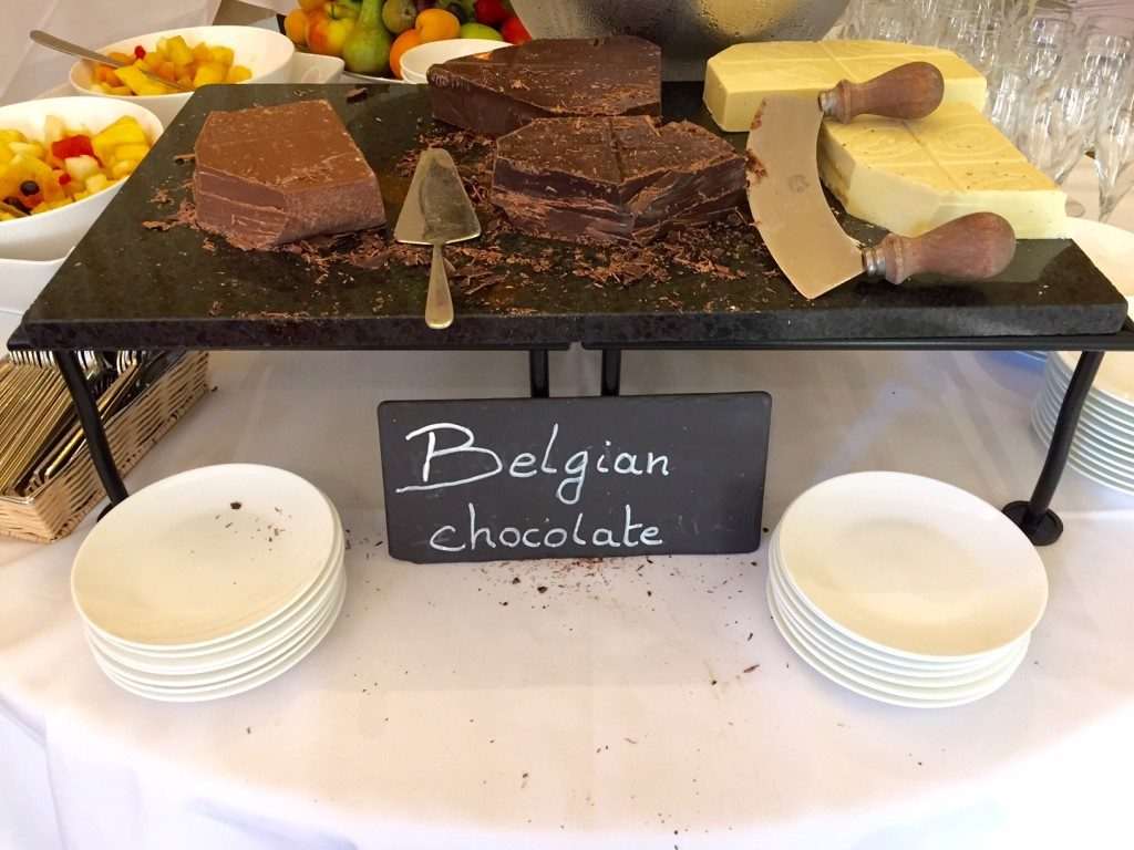 Bruges; Belgian chocolate; Hotel Dukes' Palace; Viking River Cruises; Rhineland Discovery; boomer travel