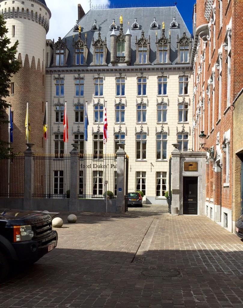 Hotel Dukes' Palace; Bruges; Viking River Cruises; Rhineland Discovery; Belgium; boomer travel