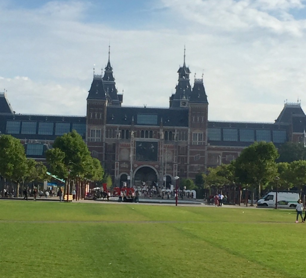 Rijksmuseum; Amsterdam; Viking River Cruises; Rhineland Discovery; boomer travel; travel