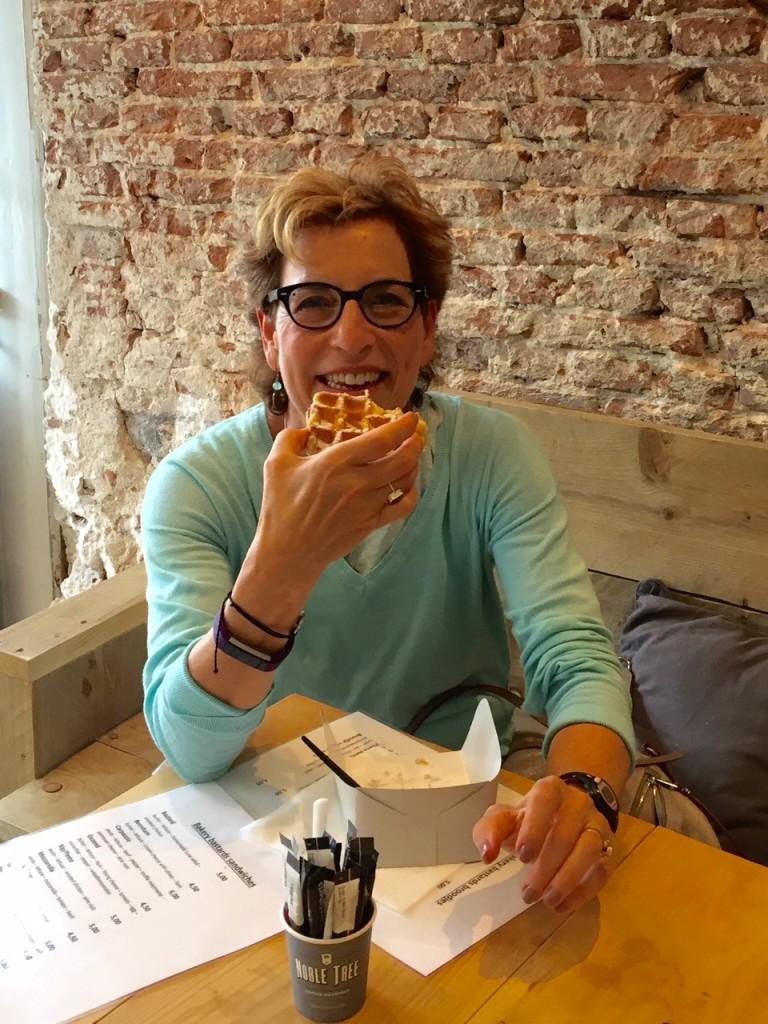 Amsterdam; Belgian waffles; Rhineland Discovery; foodie ; Viking River Cruises