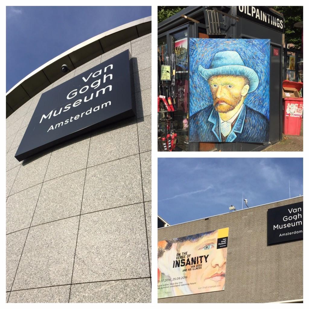 Van Gogh Museum; Amsterdam; boomer travel; travel
