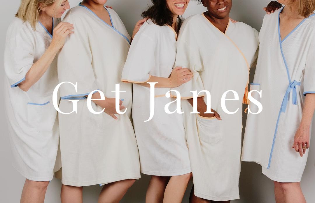 GetJanes advertisement