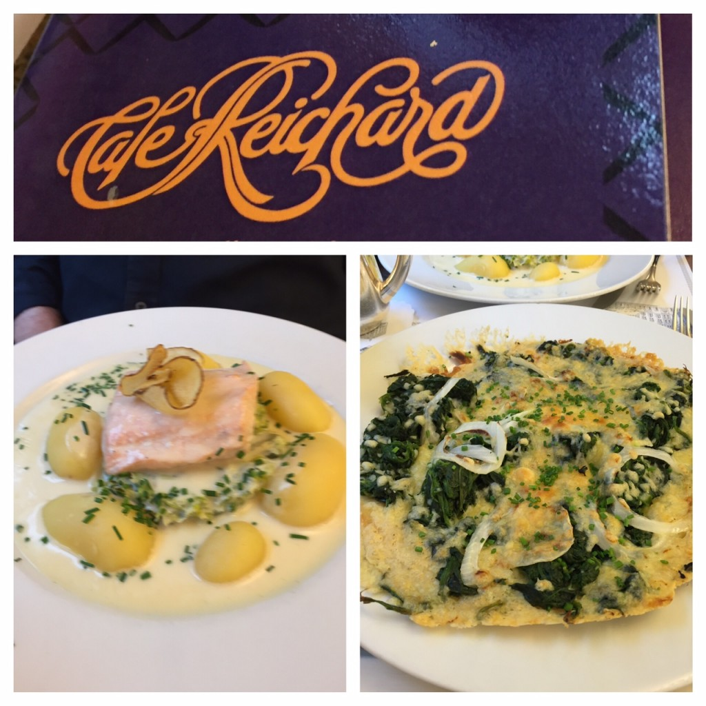 Cafe Reichard; Cologne; Viking River Cruises; Rhineland Discovery; boomer travel; travel and leisure; travel