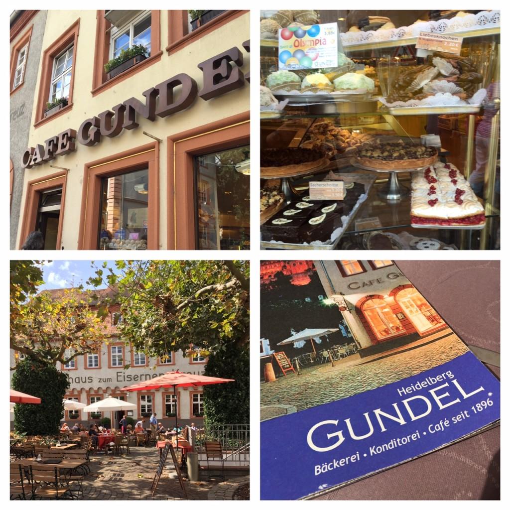 Cafe Gundel; Heidelberg; Germany; Viking River Cruises; Rhine River; boomer travel; travel and leisure