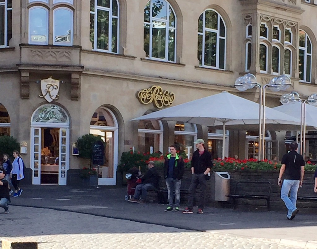 Cafe Reichard; Cologne; Viking River Cruises; Germany; Rhineland Discovery; boomer travel; travel and leisure