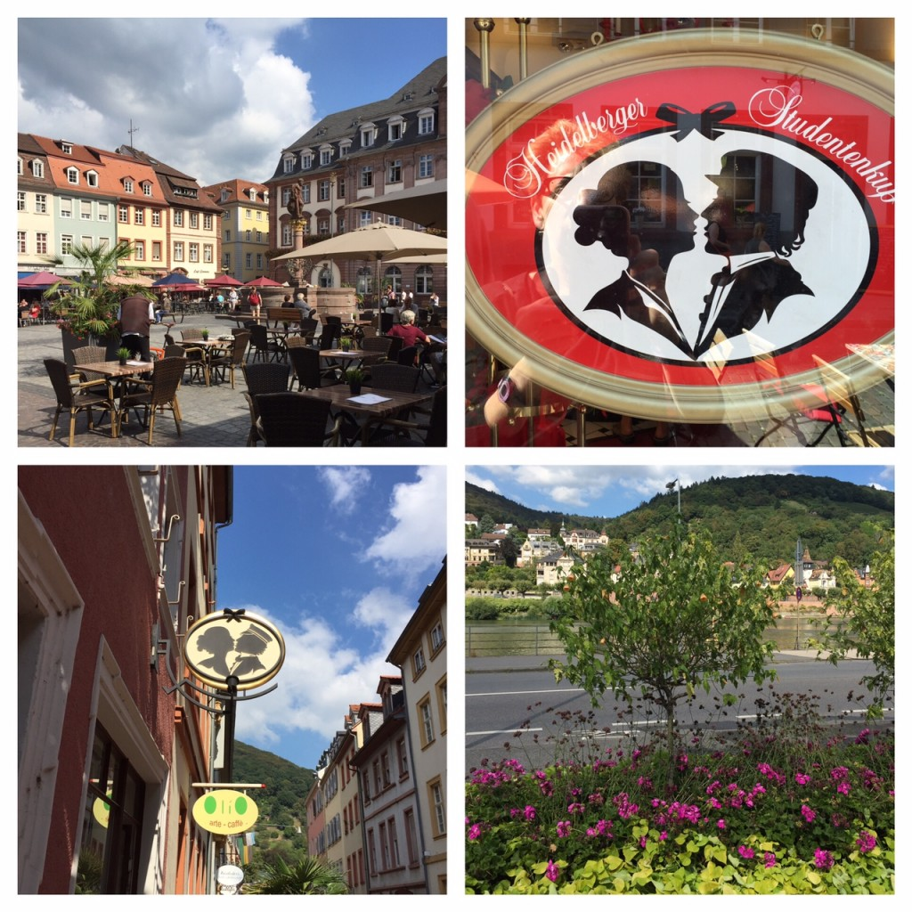 Heidelberg; Chocolaterie Knösel; Viking River Cruises; Rhine river; boomer travel