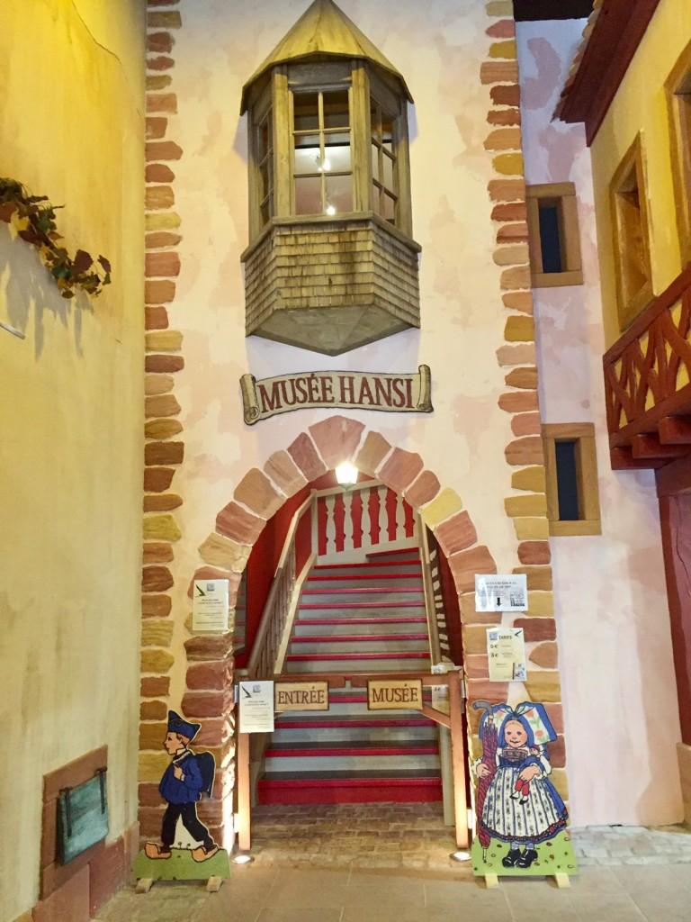 Hansi Musee; Colmar, France; Hansi; Viking River Cruises; river cruises; Rhine