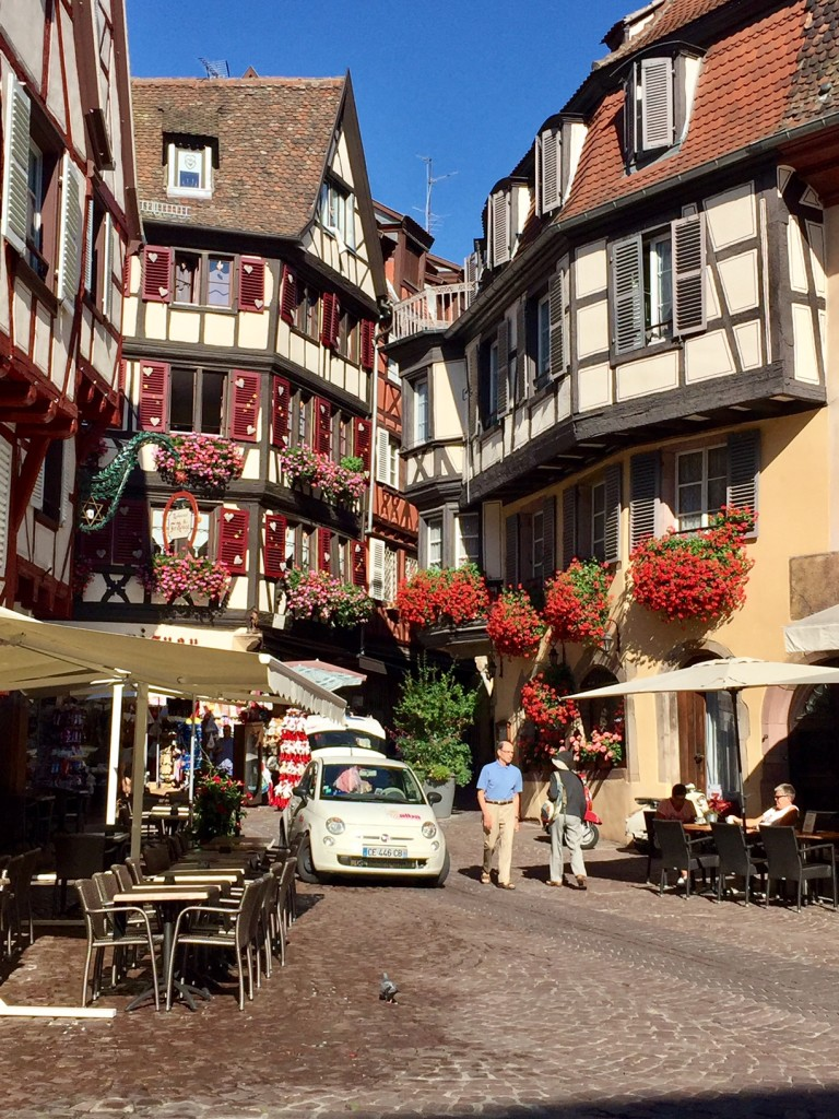 Colmar, France; VIking River Cruises