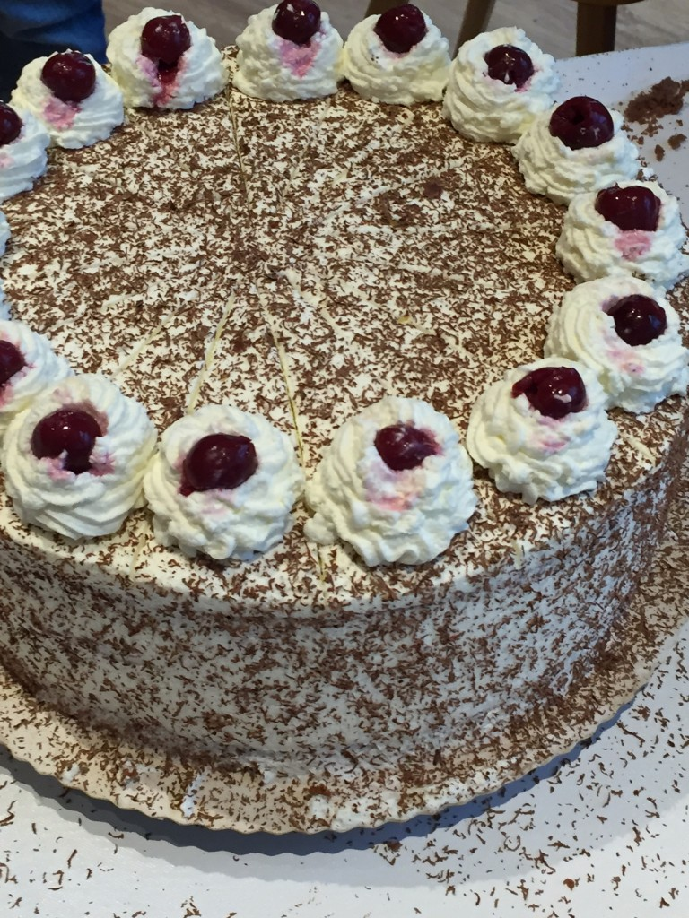 Black Forest Cake; Viking River Cruise; Rhineland Discovery; boomer travel; Germany's Black Forest
