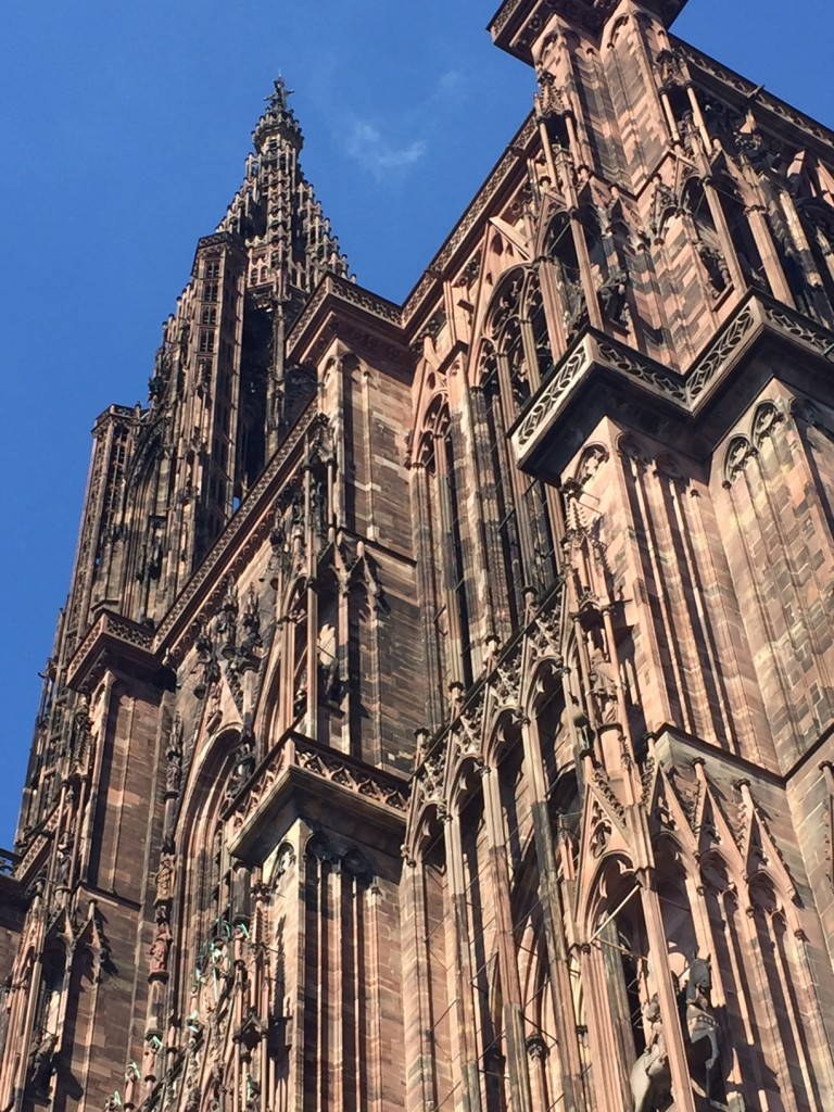 Strasbourg; Notre Dame Cathedral Alsace; Viking River Cruises; boomer travel