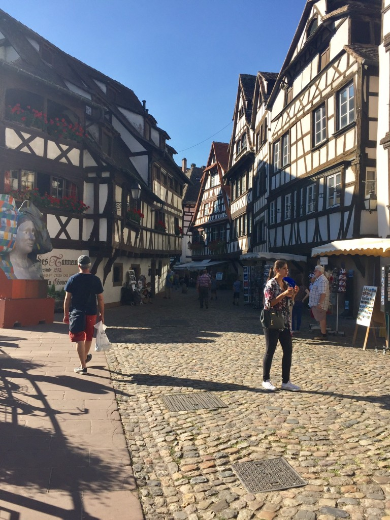 One day in Strasbourg