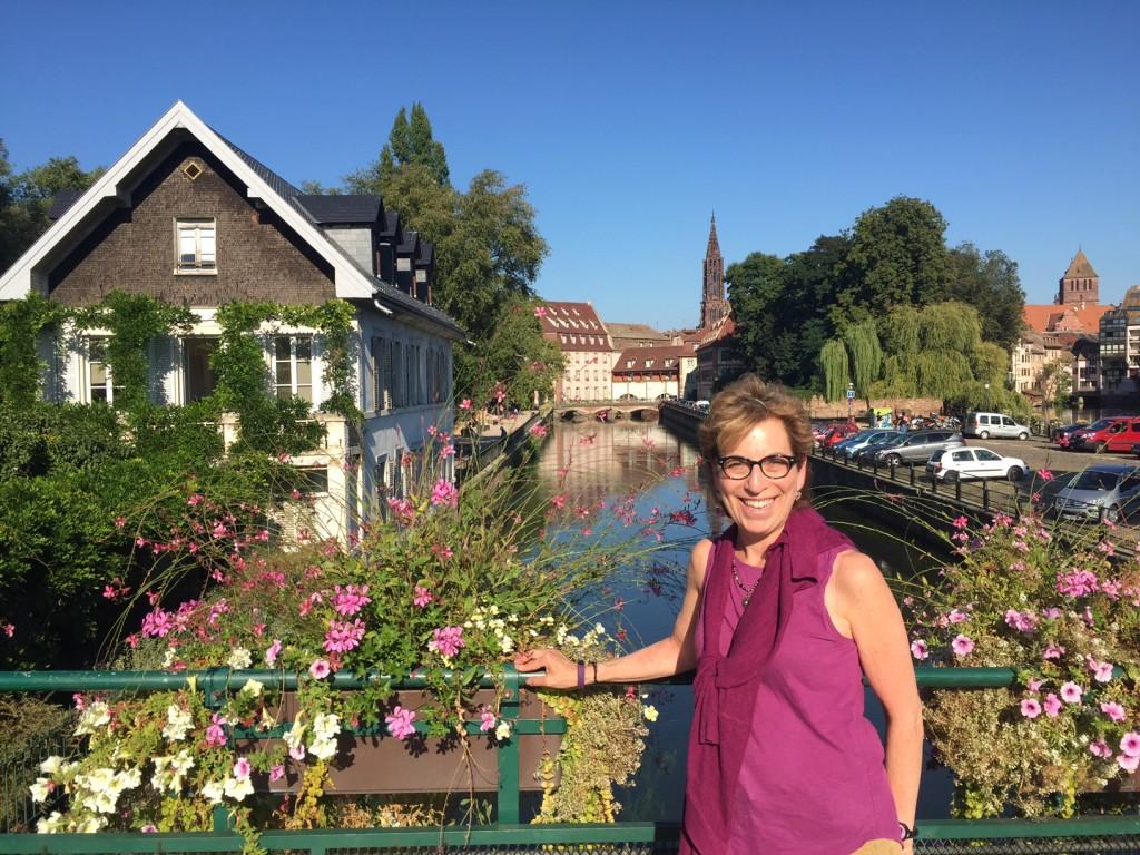 Viking River Cruises; Strasbourg scene