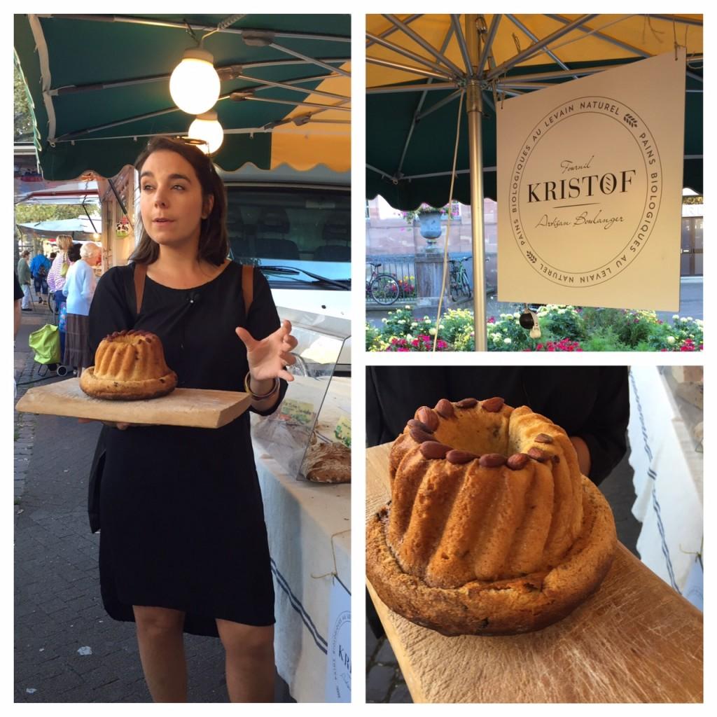 Strasbourg; Kugelhopf; Kristof boulangerie; boomer travel; Viking River Cruises
