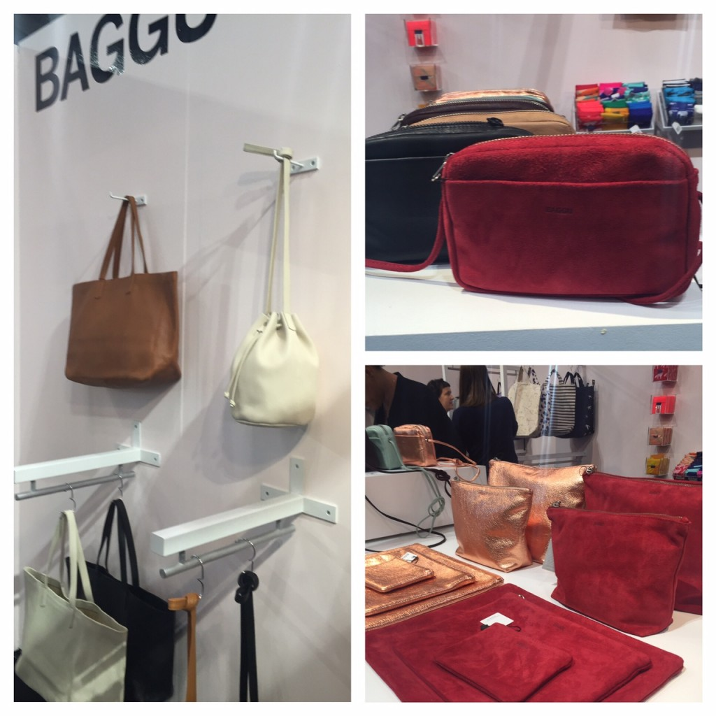Baggu leather and suede handbags and pouches; handbags; holiday gifts