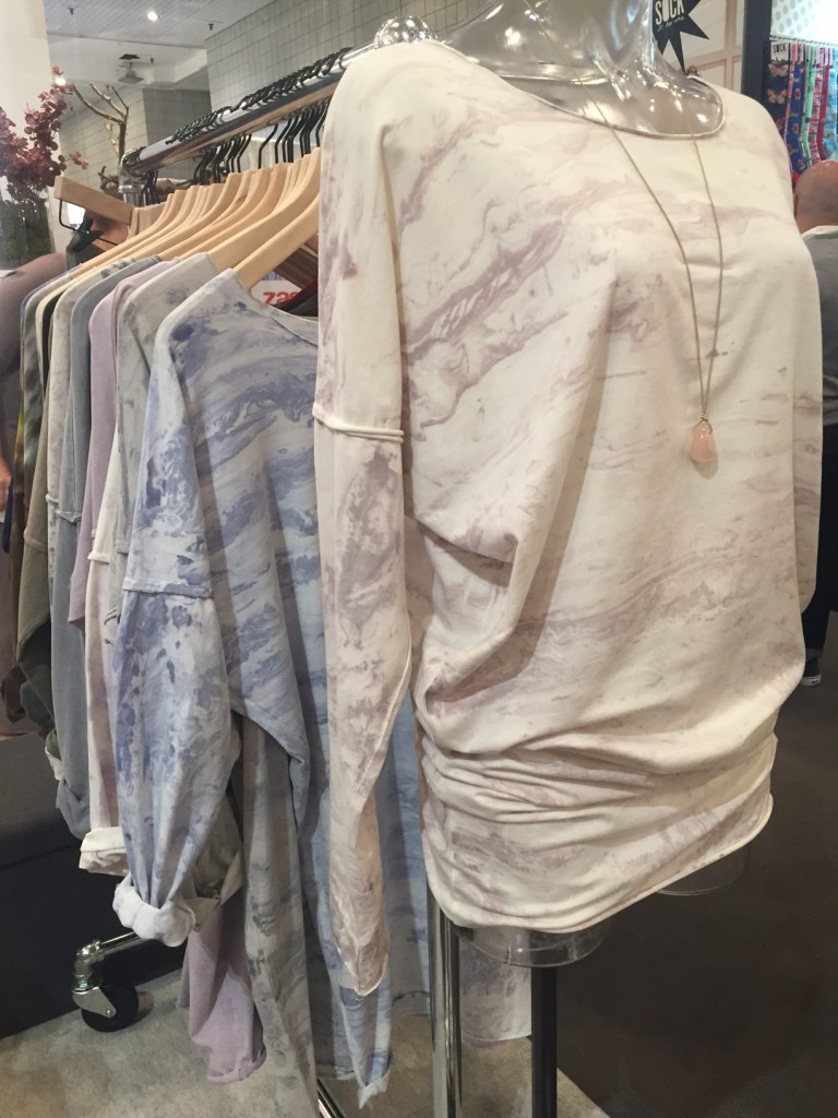 Rock Cotton; Rock Cotton tunic; PJHarlow; NYNOW; holiday gifts
