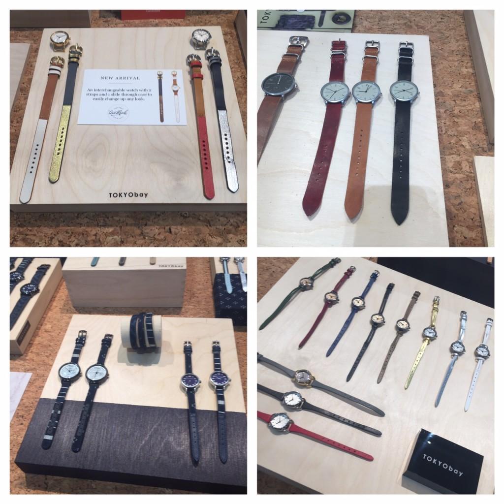 TokyoBay; watches; holiday gifts