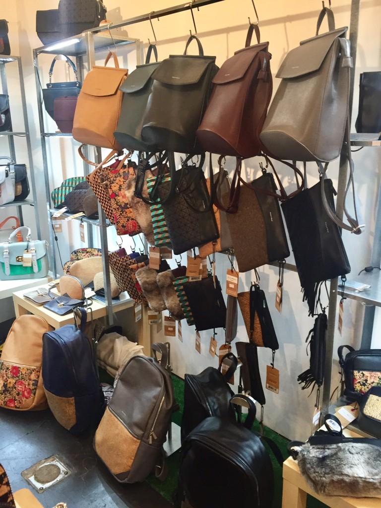 Pixie Mood; vegan and cork handbags; holiday gifts