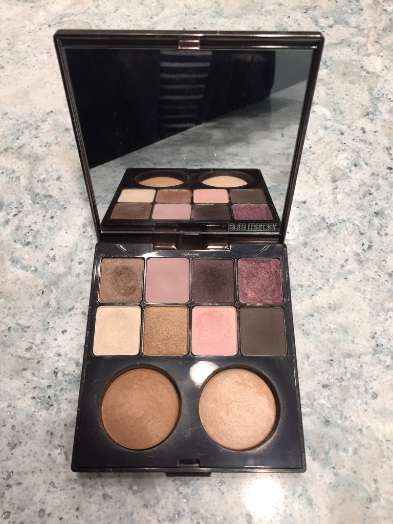 beauty makeover for post 50 women; Laura Mercier makeup; Nordstrom beauty stylist