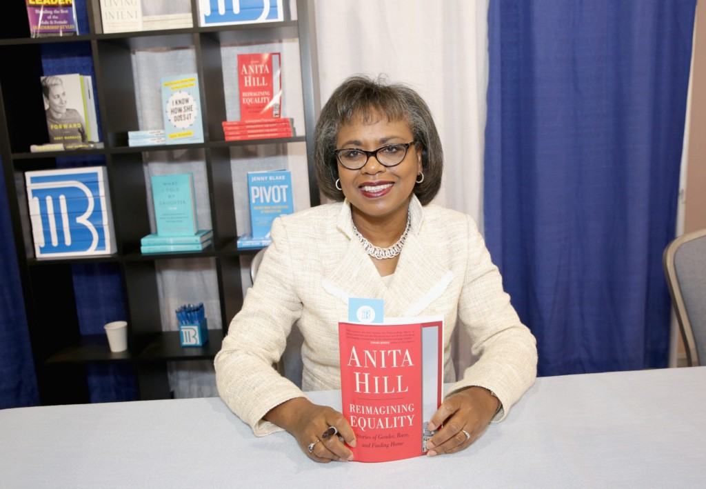 Anita Hill, attorney and author; #PENNWOMEN