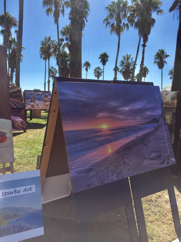 California Santa Barbara Arts and Crafts Show