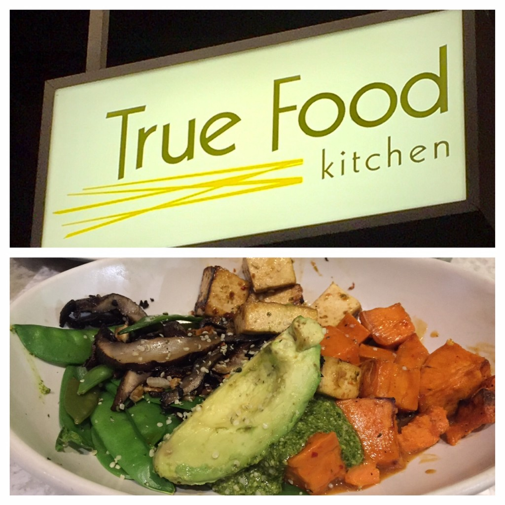 California True Food Kitchen; Santa Monica, California