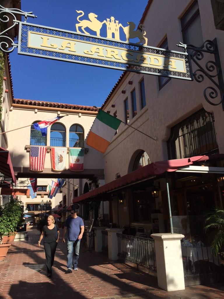 California Santa Barbara State Street