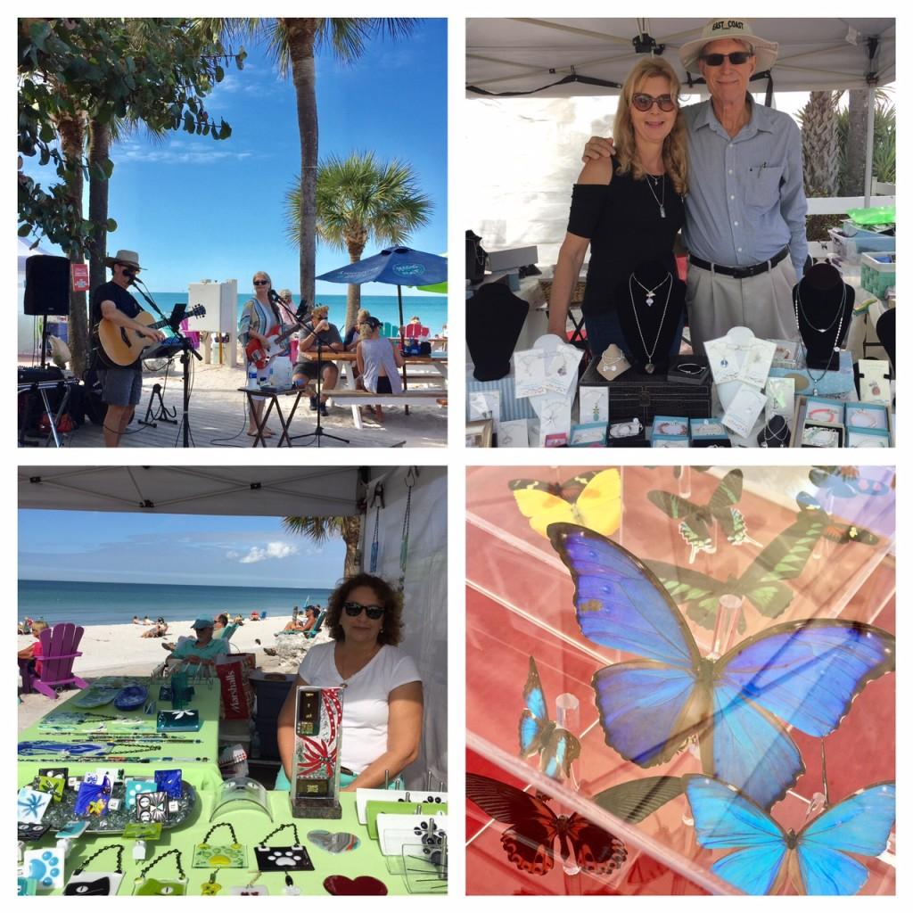 Pass-a-Grille crafts fair; Pass-a-Grille; St. Pete Beach; Florida