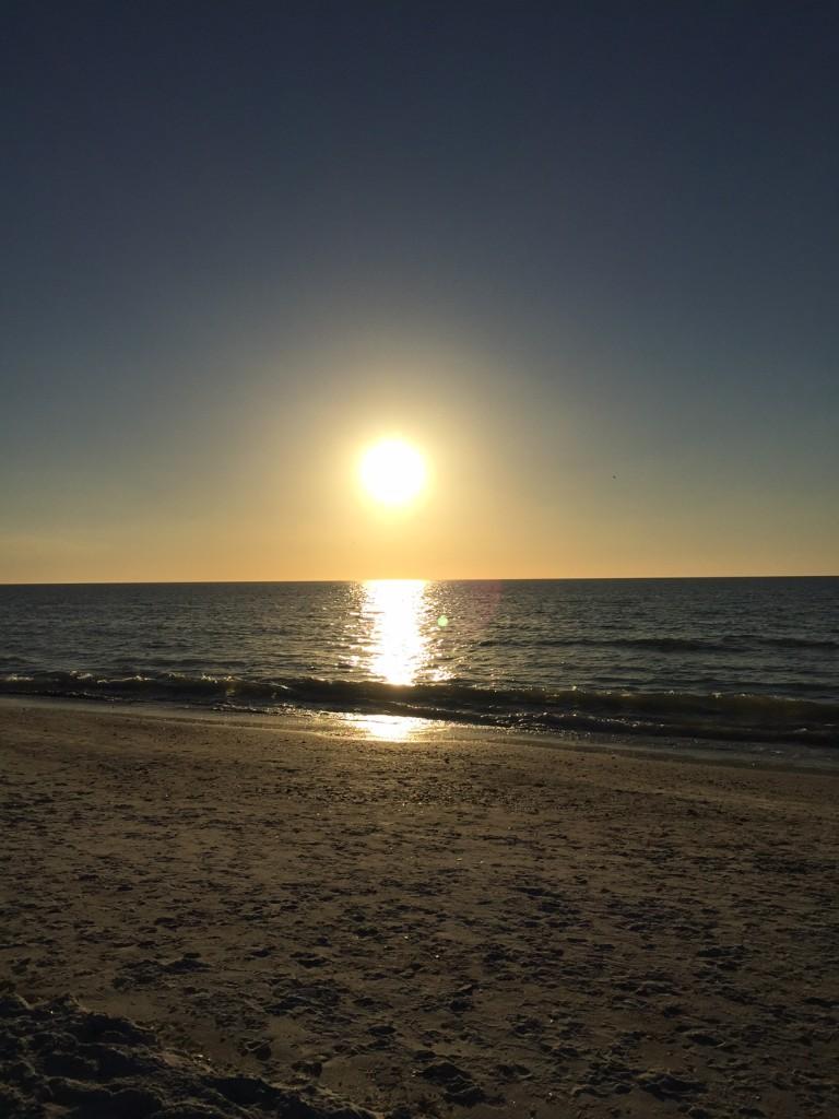 Pass-a-Grille, St. Pete Beach sunset