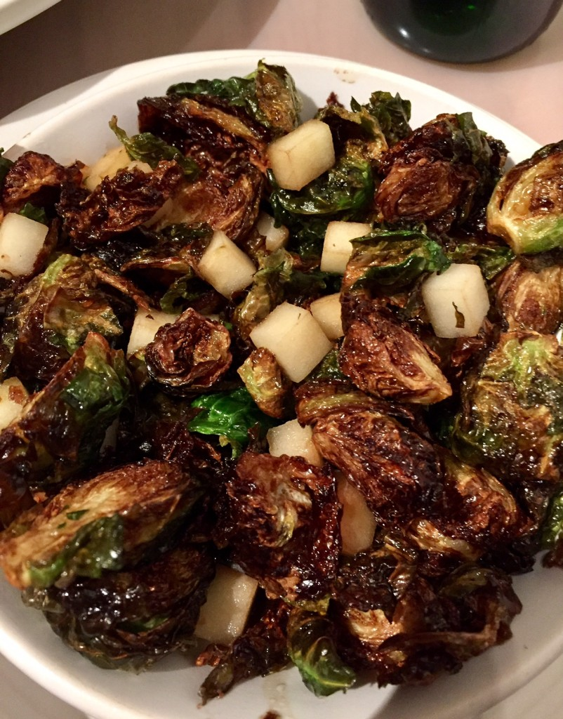 Brussels Sprouts from FarmTable Kitchen; Sundial St. Pete; St. Pete's vibrant downtown; Florida