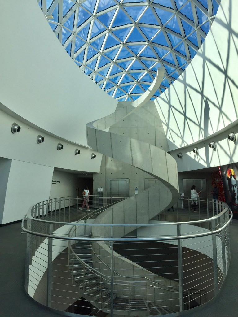Dali Museum Steps