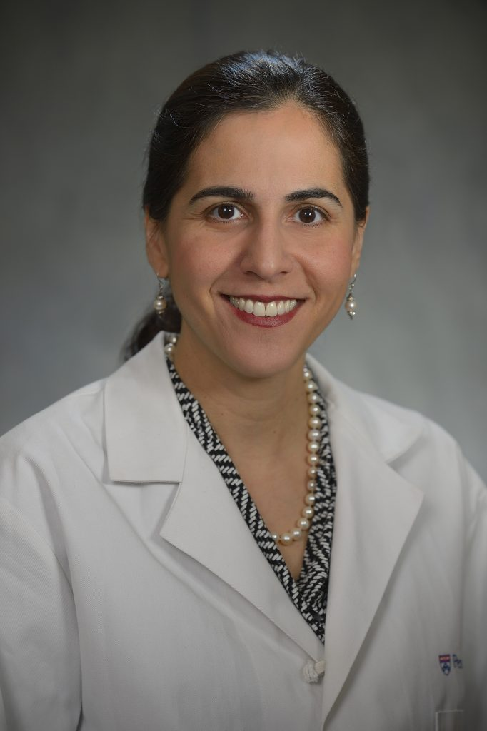 Penn Medicine - Heart & Vascular Center; Dr. Nazanin Moghbeli; heart health for women; care for your heart after menopause