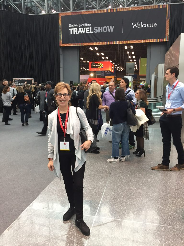 The New York Times Travel Show; boomer travel; travel