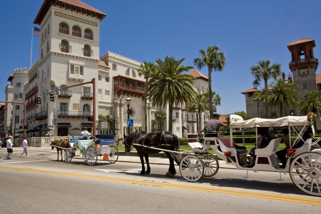 St. Augustine, FL; boomer travel; travel; Florida