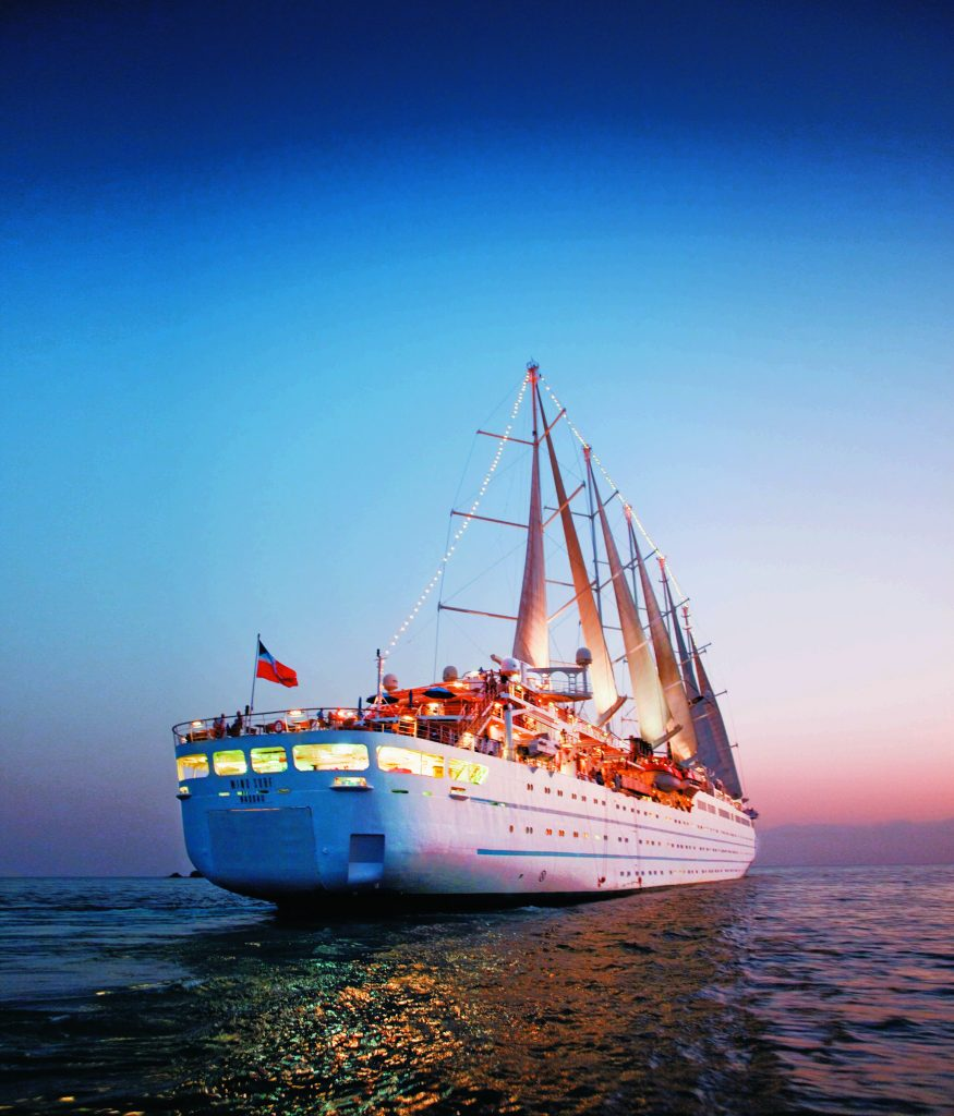 Windstar Cruises; ocean cruises; boomer travel; travel