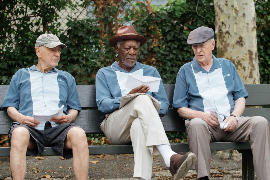 Going In Style; #GoingInStyle
