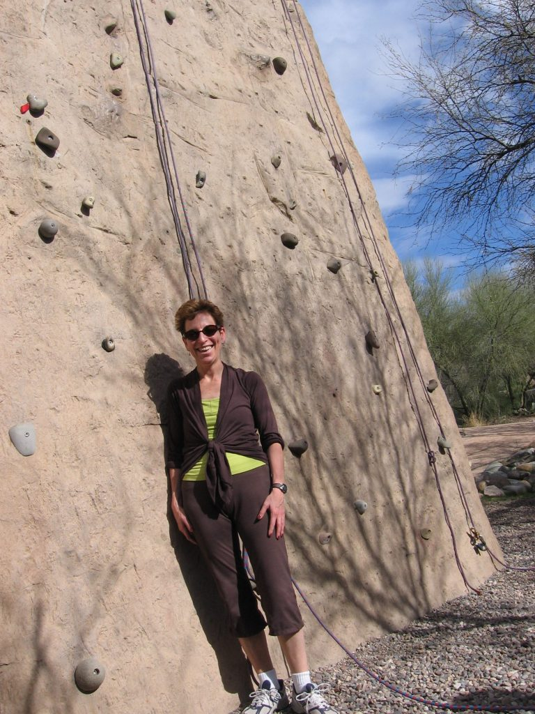 Miracle Spa and Resort; mountain climbing; rock climbing; Going In Style