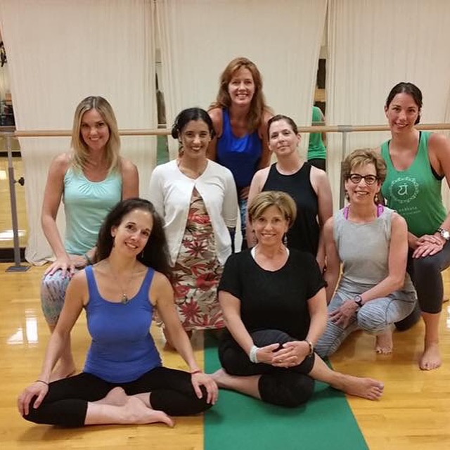 yoga; yoga instructor; reinvention after 50
