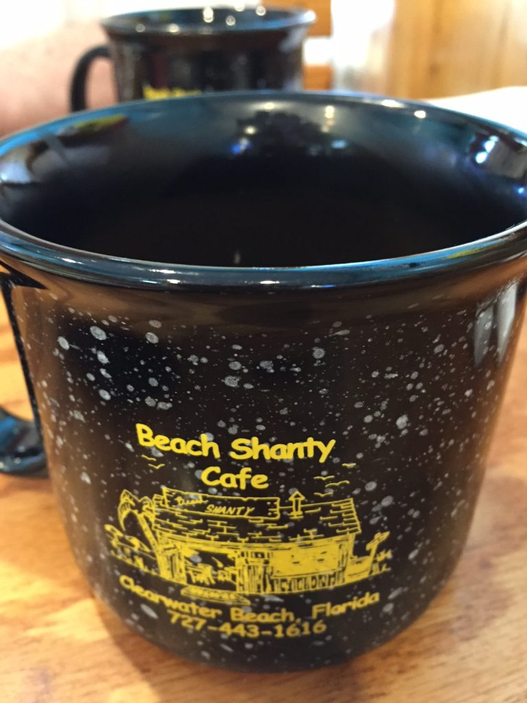 Beach Shanty Cafe; Clearwater Beach; Breakfast in Clearwater Beach; boomer travel