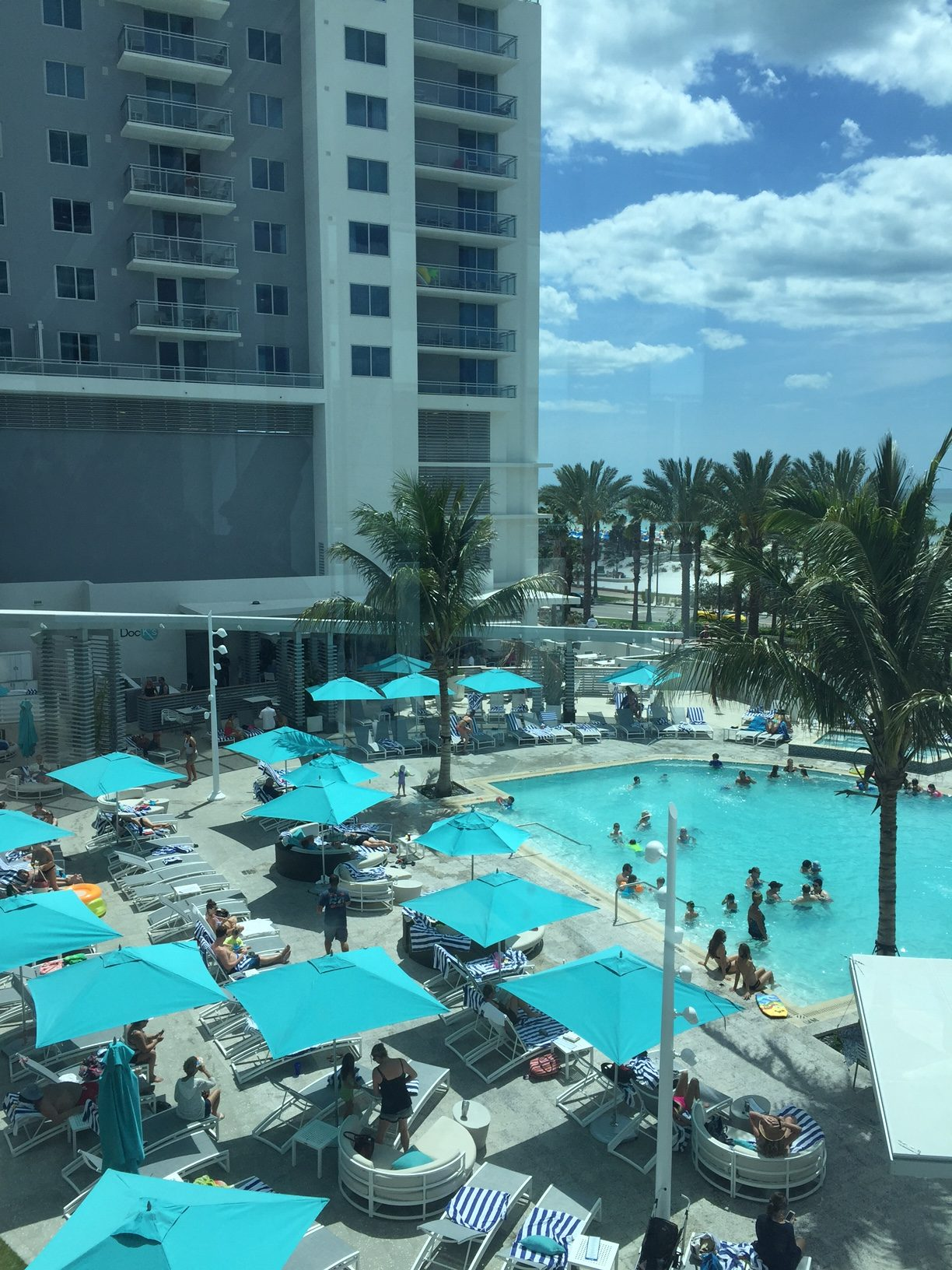 Wyndham Clearwater Pool  A Boomers Life After 50A Boomers