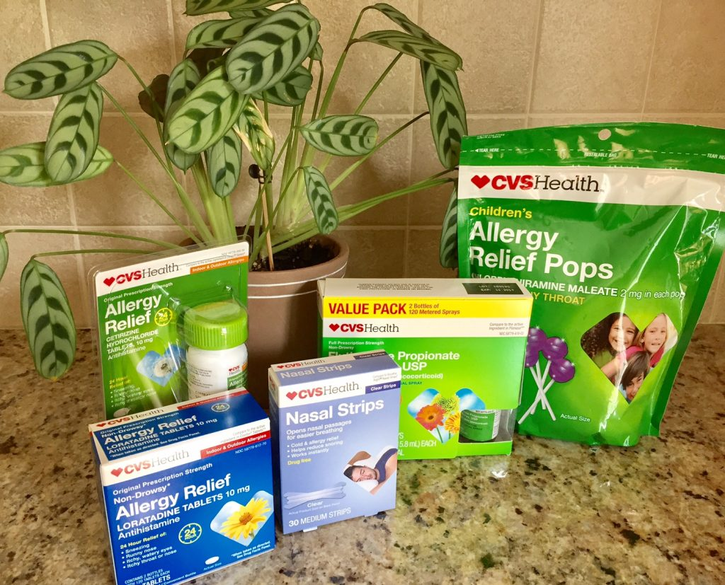 #CVS; #FindYourHealth; tips to relieve spring allergies; CVS Pharmacy; spring allergy season