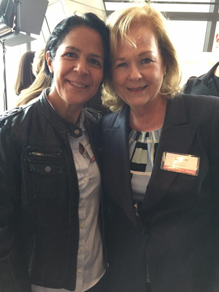 Lucero Martinez; Susan Ungaro; 50 Over 50; over 50 women