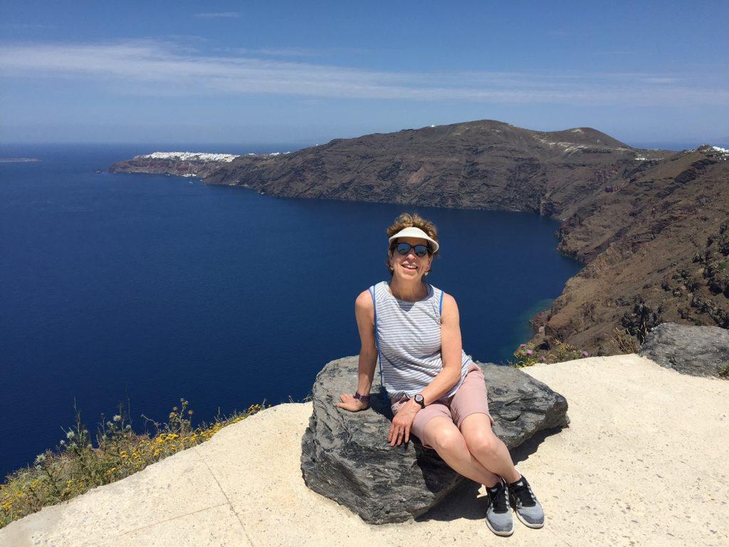 Greece; Santorini; Oia