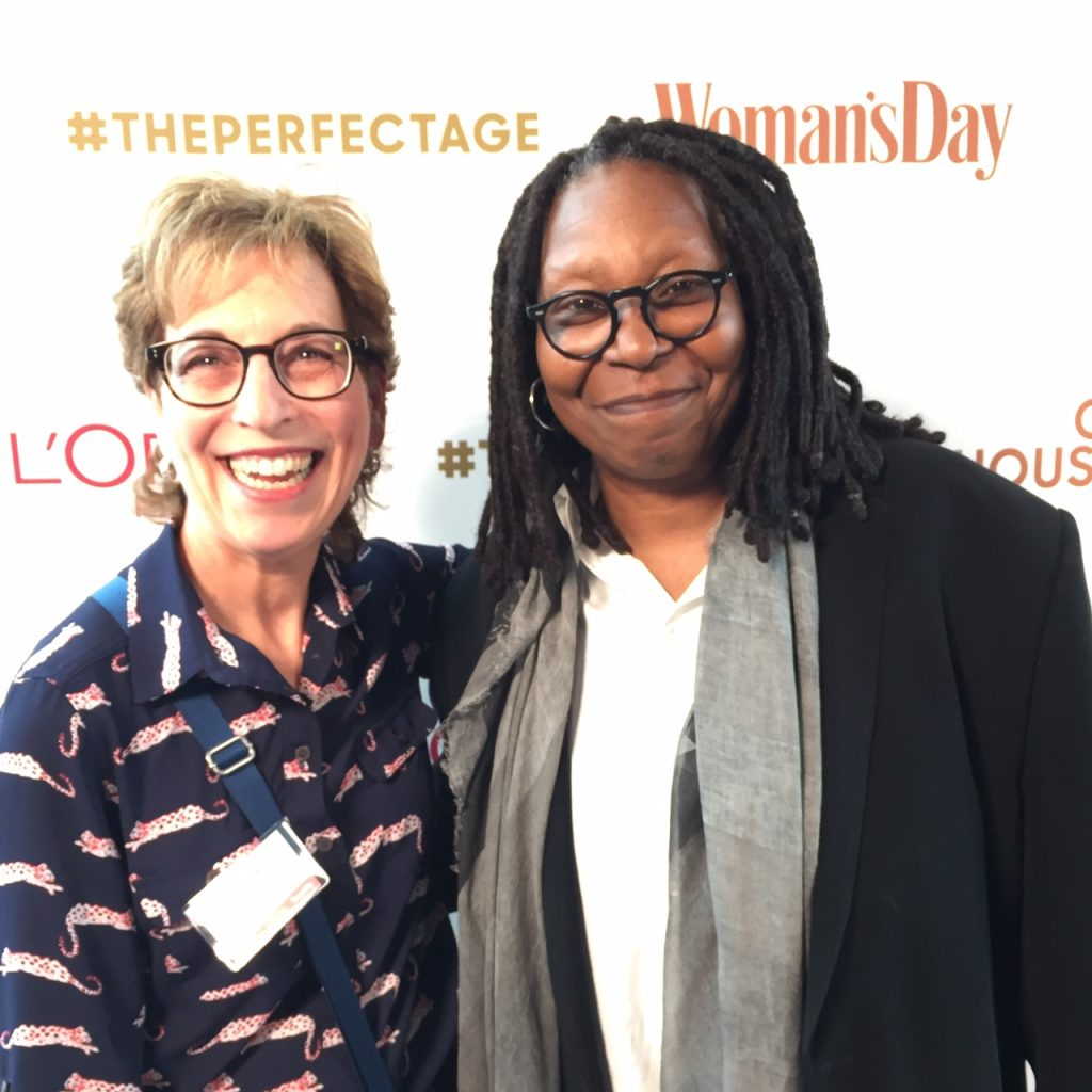 Whoopi Goldberg; #theperfectage; over 50