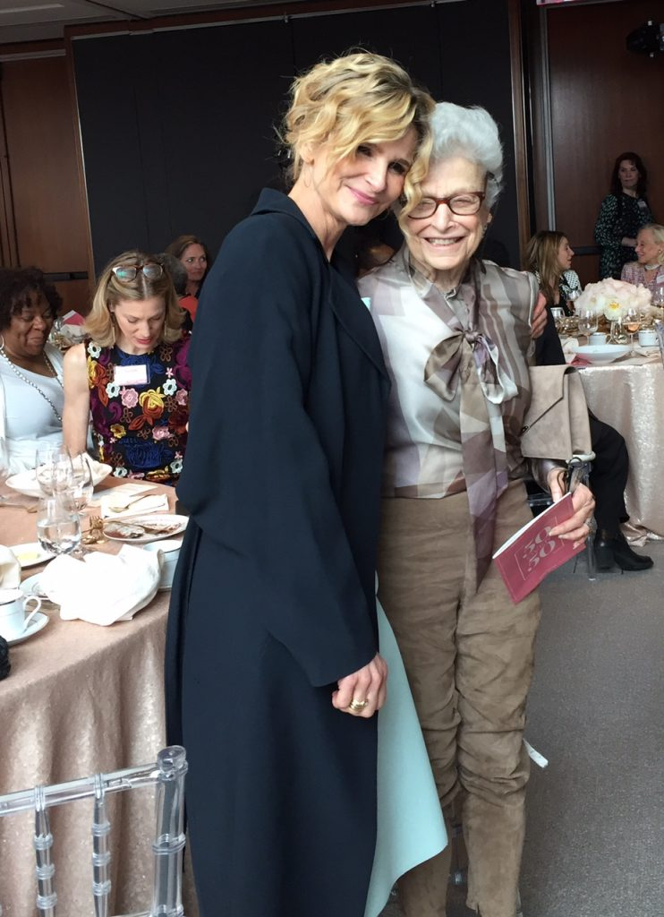 Kyra Sedgwick's mom; over 50; #theperfectage